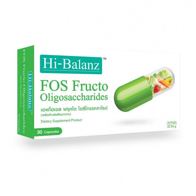 Hi-Balanz FOS Fructo Oligosaccharides